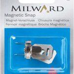 Chiusura-Magnetica-Bottone-Clip-Circolare-con-Magnete-per-Chiusura-BorseBorsetteAbiti-Argento-B01DPEGKCE