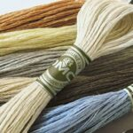 Dmc-Linen-Embroidery-Floss-87Yd-Ultra-Very-Light-Tan-B001R4V69W
