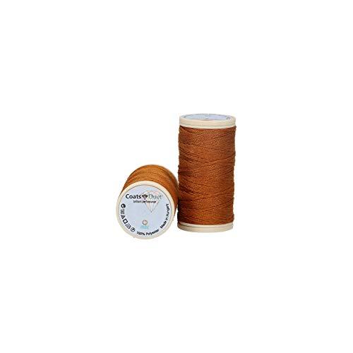 MEZ-Duet-4642030-Filo-da-Cucito-100-Poliestere-30-m-Poliestere-08646-Braun-25cm-x-25cm-x-25cm-B008QKU8NA