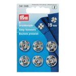 Prym-15-Millimetri-Sew-On-Snap-Fasteners-Confezione-da-6-Ottone-Argento-B005EKJ2OG